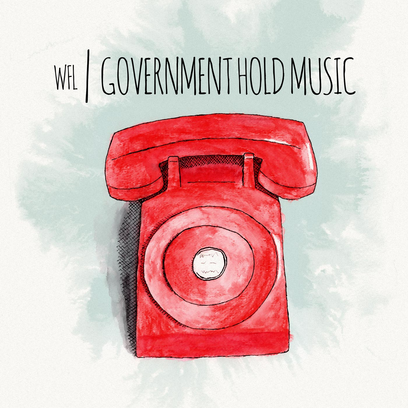 Government Hold Music Cover Art