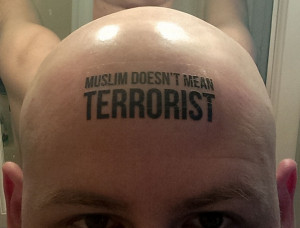 Muslim Doesn't Mean Terrorist
